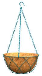 """14"""" Vibrant Hanging Basket - Assorted"""
