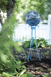 "20"" Globe Stand (Assorted Colors)"