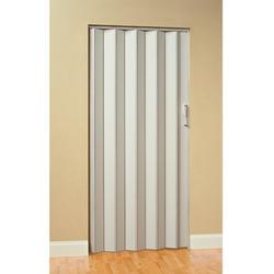 "Panelfold® 36"" W x 80"" H Scale/4 Laminated Wood Core Single Folding Door"