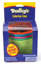 Easter Egg Coloring Cups