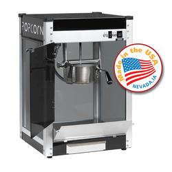 Paragon Black Contempo Pop Popcorn Machine - 4 oz.