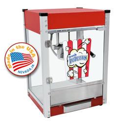 Paragon Red Cineplex Popcorn Machine - 4 oz.