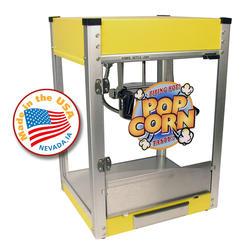 Paragon Yellow Cineplex Popcorn Machine - 4 oz.