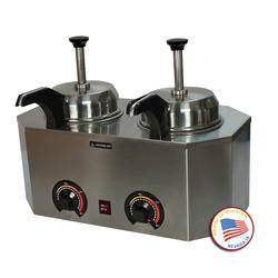 Paragon Pro-Deluxe Dual with Front-side Heated Pumps