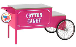 Paragon Cotton Candy Cart