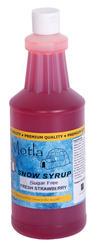 Paragon Motla Fresh Strawberry Sugar Free Sno Cone Syrup - 1 qt.