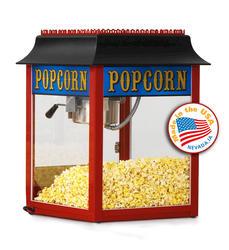 Paragon Red 1911 Originals Popcorn Machine - 4 oz.