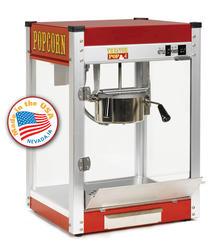 Paragon Red Theater Pop Popcorn Machine - 4 oz.