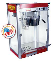 Paragon Red Theater Pop Popcorn Machine - 8 oz.