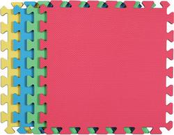 """Designers Image Interlocking Foam Tiles 18"""" x 18"""" ( 9 sq.ft/pkg)"""