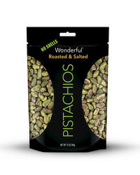 Wonderful Pistachios Shelled Pistachios