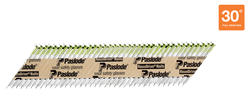 """Paslode 2"""" x .113 Ring Shank 30-Degree HDG Plus Paper Framing Nails - 2,000 Count"""