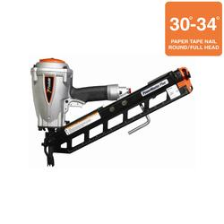 Paslode PowerMaster Plus 30 Degree Framing Nailer