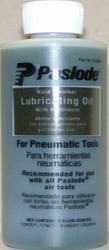 Paslode Pneumatic Cold Weather Tool Oil