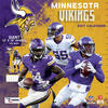 "Minnesota Vikings 12"" x 12"" 12-Month 2015 Wall Calendar"