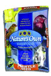 Nature's Own Niger Thistle Seed Finch Food - 25 lb