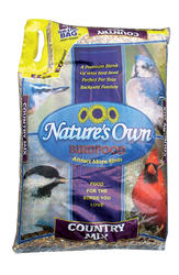 Nature's Own Country Mix Wild Bird Food - 20 lb
