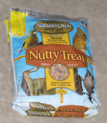 Nature's Own Gold Nutty Treat Wild Bird Food - 5.5 lb