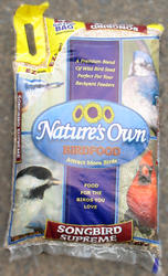 Nature's Own Songbird Supreme Wild Bird Food - 20 lb