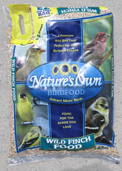 Nature's Own Wild Finch Food - 20 lb