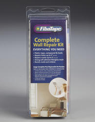 FibaTape Drywall Crack and Hole Repair Kit