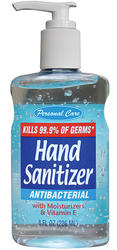 Personal Care Hand Sanitizer - 8 oz.
