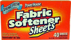 Fabric Softener Sheets - Original Spring