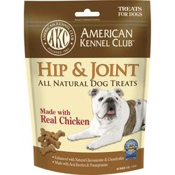 AKC™ Hip and Joint Chicken All-Natural Dog Treats - 6 oz.