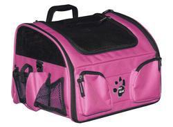 Pet Gear Large Pink 3-in-1 Bike Basket