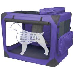 """Pet Gear Generation II 30"""" Deluxe Portable Soft Crate"""