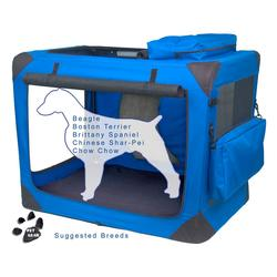 """Pet Gear Generation II 36"""" Deluxe Portable Soft Crate"""
