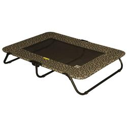 "Pet Gear 40"" Tan Bone Pet Cot"