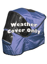 Pet Gear Sportster Lilac Weather Cover