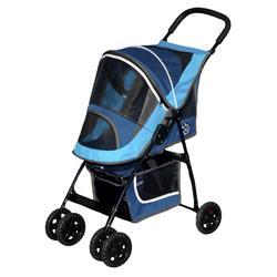 Pet Gear Blue SPORT Pet Stroller