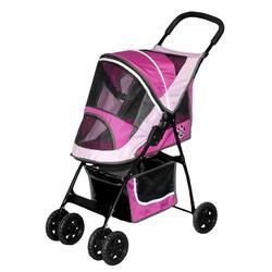 Pet Gear Pink SPORT Pet Stroller
