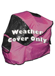 Pet Gear Special Edition Raspberry Weather Cover