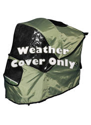 Pet Gear Special Edition Sage Weather Cover
