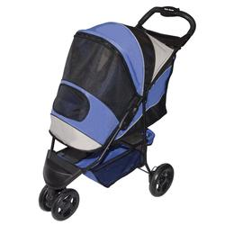 Pet Gear Purple Sportster Pet Stroller