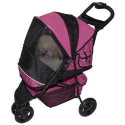 Pet Gear Pink Special Edition Pet Stroller