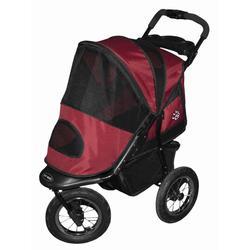 Pet Gear Burgandy Jogger Pet Stroller