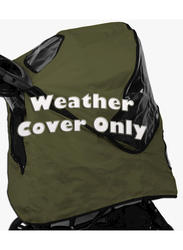 Pet Gear Jogger Sage Weather Cover