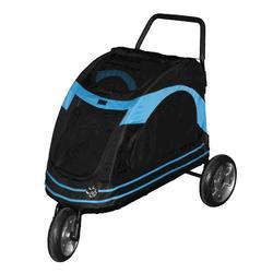 Pet Gear Blue Roadster Pet Stroller