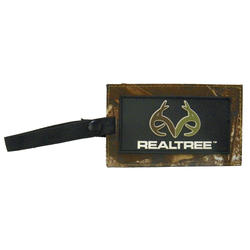 Realtree™ Luggage Tag with MAX4 Fabric