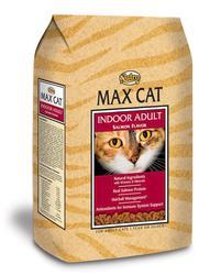 Nutro MAX Salmon Indoor Adult Cat Food - 3 lb