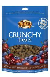 Nutro™ Crunchy Mixed Berry Dog Treats - 10 oz