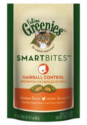 Feline Greenies® SMARTBITES™ Chicken Hairball Control Cat Treats - 2.1 oz
