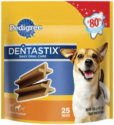 Pedigree Dentastix Daily Oral Care Dog Treats - 25-ct