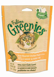 Greenies® Oven Roasted Chicken Dental Cat Treats - 2.5 oz