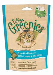 Greenies® Ocean Fish Dental Cat Treats - 2.5 oz