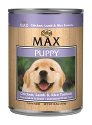 Nutro MAX Chicken, Lamb & Rice Puppy Food - 12.5 oz